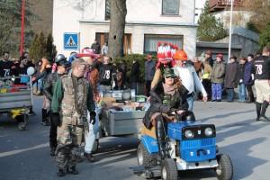 Karnevalszug Roßbach/Wied 2012